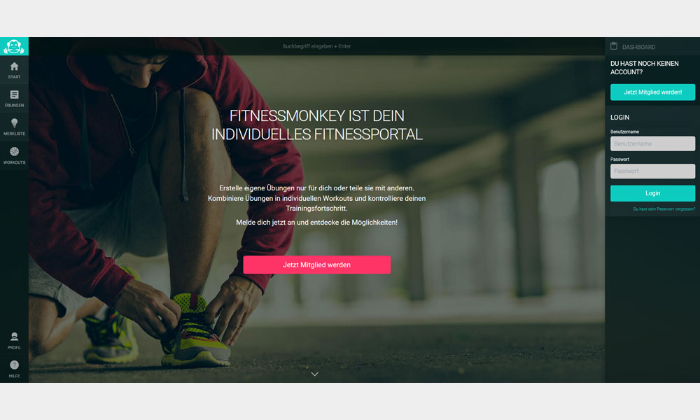 Referenzbild - FitnessMonkey.de